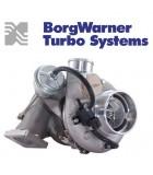 Ремонт турбин BorgWarner Turbo Systems (Борг Варнер Турбо Систем)