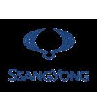 Турбины на Ssang-Yong (Санг Енг)