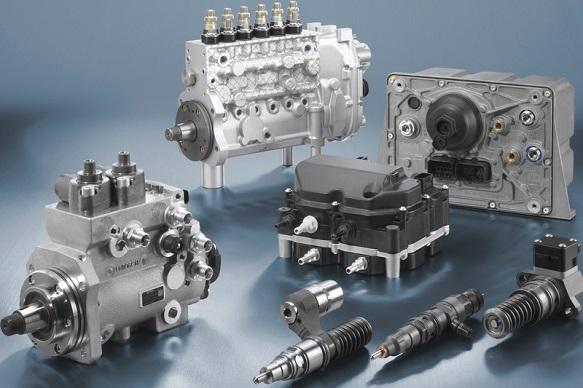 Ремонт топливной аппаратуры для JCB - форсунки, насос низкого давления и ТНВД
